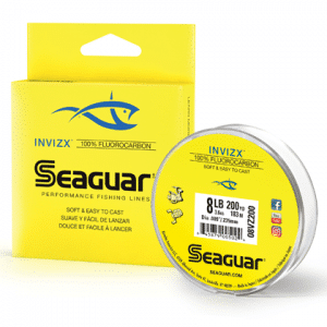 Seaguar_InvizX Fluorocarbon Line