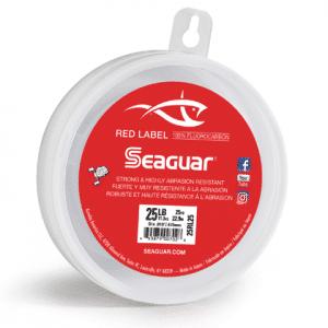 Seaguar_RedLabel Fluorocarbon Leader